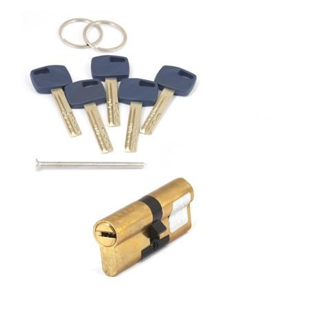 Цилиндр для входной двери Apecs Premier XR-70-G (3D обзор)