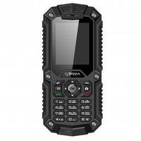 "Мобильный телефон Sigma mobile X-treme IT67 Dual Sim Black (4827798283226); 2"""" (176 x 220) TFT / кл"
