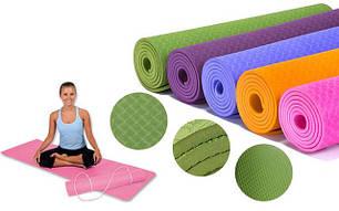 Коврики для йоги и фитнесса