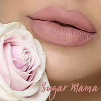 Стойкая матовая помада Huda Beauty цвет Sugar Mama