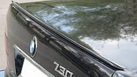 Лип спойлер на БМВ Е38 (BMW E38)