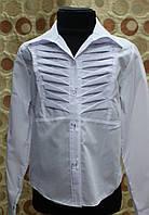 Блузка школьная для девочки.