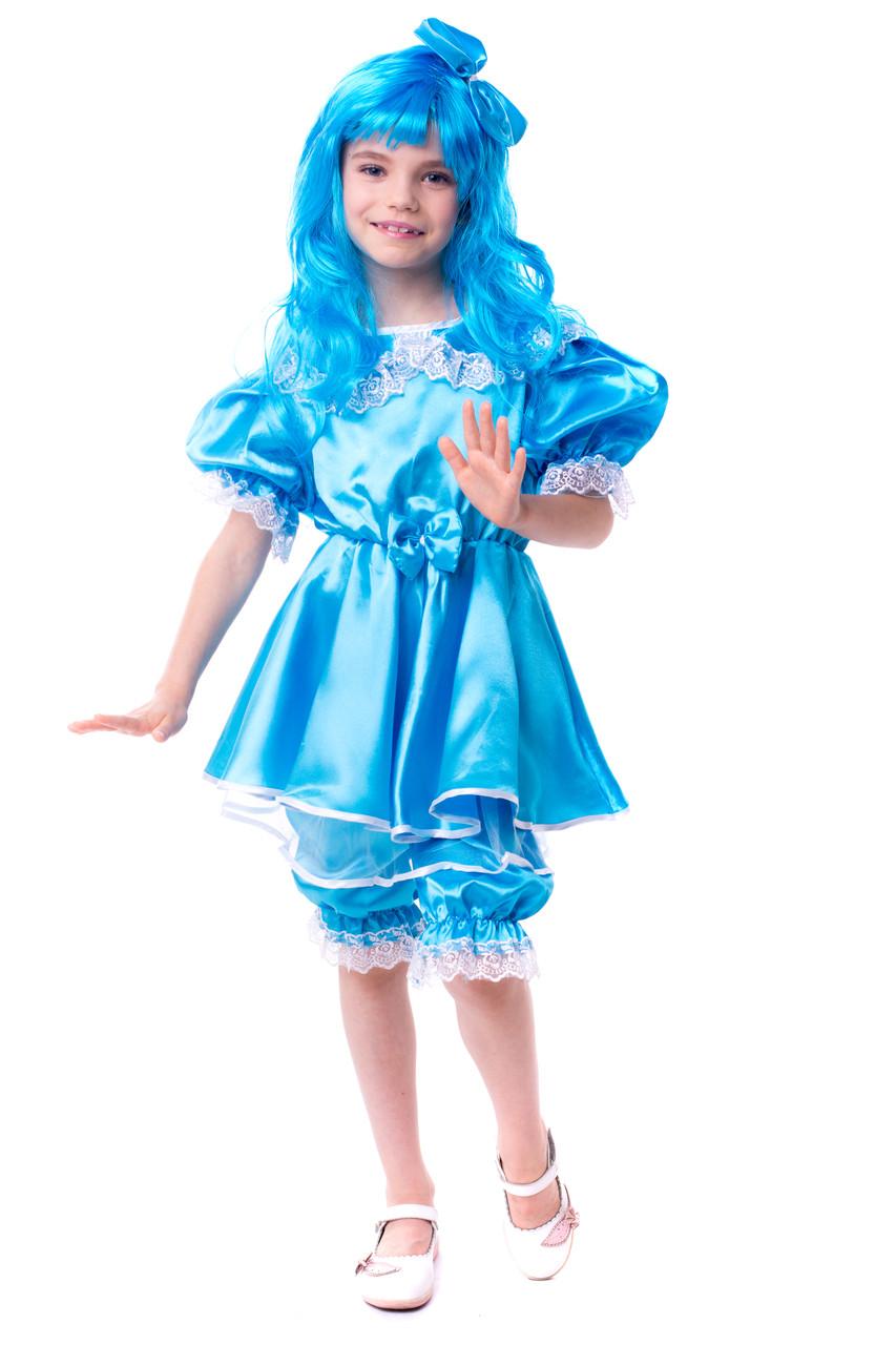 Детский новогодний костюм Мальвина