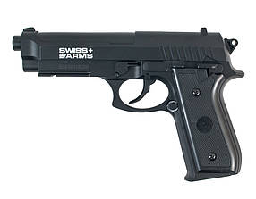 Пневматический пистолет Cybergun Swiss Arms PT92 4,5 mm (288026)