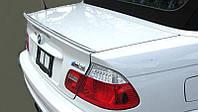Лип спойлер на БМВ Е46 (BMW E46)