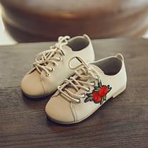 Туфельки на шнурках, фото 3