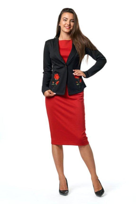 46b260da8e3 Стильный деловой костюм - Интернет-магазин одежды Ametist в Хмельницком