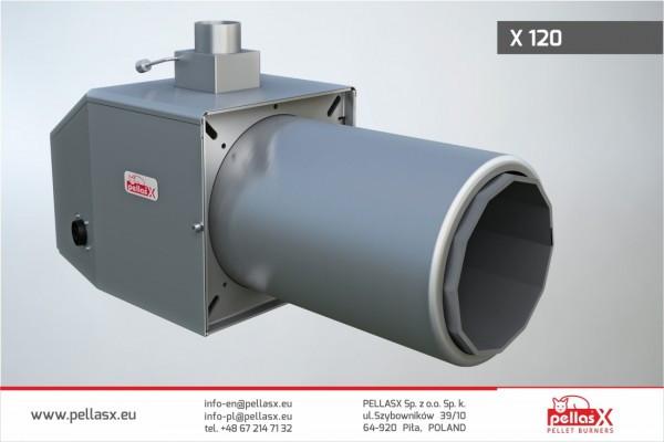 Пеллетная горелка Pellasx X 120