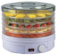 Электрическая сушилка для овощей и фруктов dryer Supretto с терморегулятором (Супретто)