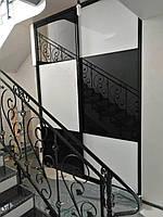Двери купе в черно белом стиле, фото 1