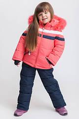 Опубликован видеообзор Зимнего комбинезона для девочки KD-1