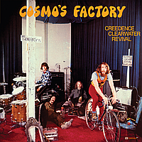 Creedence Clearwater Revival: Cosmo's Factory (LP) (5542)