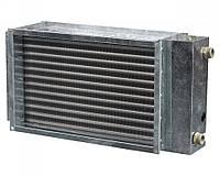 Водяной нагреватель ВЕНТС НКВ 600х350-4, VENTS НКВ 600х350-4 для прямоугольных каналов