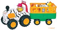Игровой набор 'Трактор сафари' (6050)