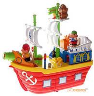 Игровой набор Kiddieland 'Пиратский корабль' (6082)