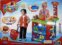 Игровой набор Магазин-тележка 661-80