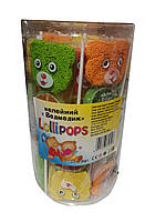 Желейные конфеты Медведь Lollipops 30 шт