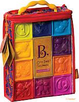 Развивающие силиконовые кубики Battat Посчитай-ка! (BX1002Z) (7630)