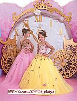 Детское нарядное платье BT-1104 - индивидуальный пошив