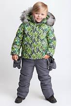 Опубликован видеообзор Зимнего комбинезона для мальчика KM-1
