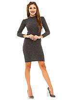 Ж245  Платье ангора рубчик  42,44,46,48, фото 3