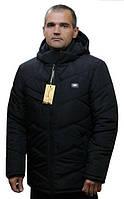 Мужская зимняя куртка 7Б черный