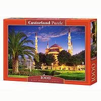 Пазлы Castorland С-103386 Голубая мечеть Турция, 1000 элементов
