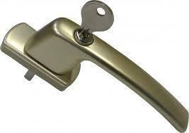 Ручка оконная Maco Harmony Мако Гармония с ключом