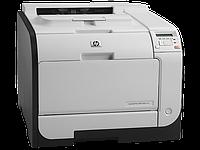 Заправка принтера HP Color LaserJet Pro 300 M351a с выездом мастера