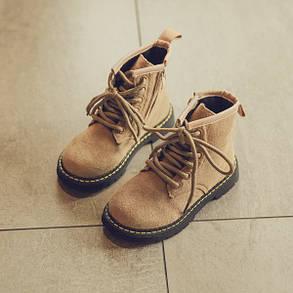 Ботиночки детские с петелькой, фото 2