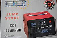 Пуско-зарядний пристрій Euro Craft 100A, фото 1
