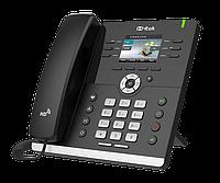 IP-телефон Htek UC923 , HD Voice, цветной дисплей 320 * 240 пикселей, 3 SIP аккаунта, PoE