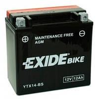 Аккумулятор Exide YTX14-BS