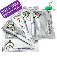 Пластырь урологический для лечения мочеполовой системы и почек ZB Prostatic Navel Plaster ТМ Bang De Li