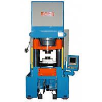 Гидравлический пресс 1000 тонн с системой ЧПУ модель Т.1000 4С