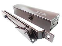 Доводчик дверной Geze TS 1500 до 80кг коричневый (Германия)