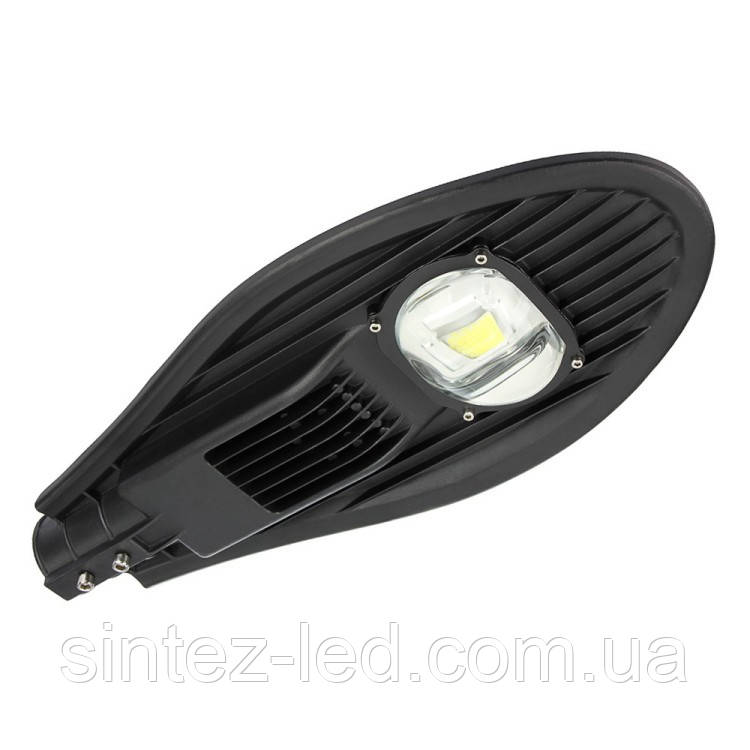 Светодиодный уличный консольный светильник SL47-50 50W 6500K IP65 Классик Код.58365