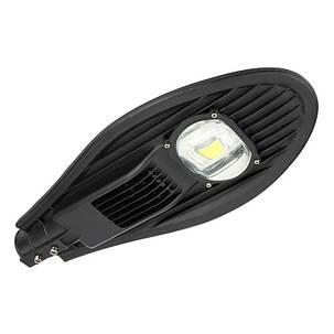 Светодиодный уличный консольный светильник SL47-50 50W 6500K IP65 Классик Код.58365, фото 2