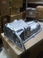 Поддон двигателя, Chevrolet Lacetti,  Daewoo Nubira, 1.6 16V, GM, 96481581