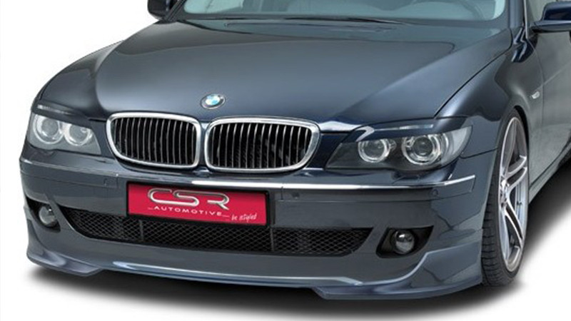 Реснички на БМВ Е65 (BMW E65) рестайлинг (2005-2008)/комплект