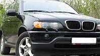 BMW X5 E53 (BMW E53) реснички на фары, рестайлинг