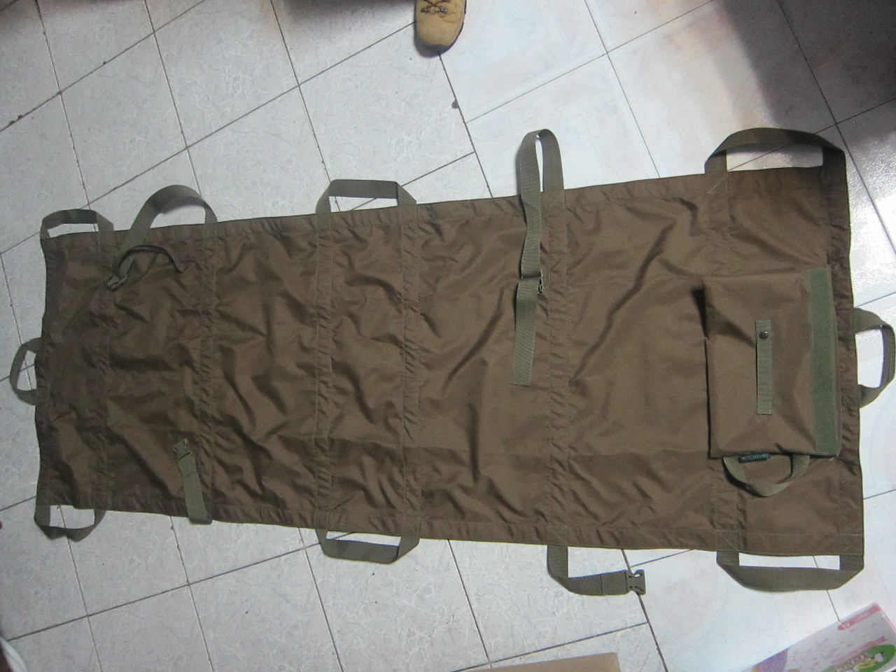 Носилки медицинские бескаркасные складные мягкие MAX-SV - 10100