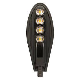 Светодиодный уличный консольный светильник SL49-200 200W 6500K IP65 Люкс Код.59037