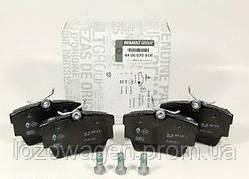 Колодки тормозные задние RENAULT 440607091R