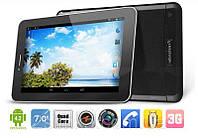 "7"" Планшет навигатор Freelander PX1 Black GPS 4 ядра, 2sim/3G, 5мп камера IPS экран, фото 1"