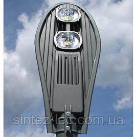 Светодиодный уличный фонарь SL51-100 100W 6500K IP65 Екстра Плюс Код.59035