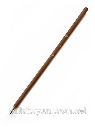 Кисть бамбук колонок №2, фото 2