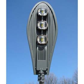 Светодиодный уличный консольный светильник SL51-150 150W 6500K IP65 Екстра Плюс Код.59036
