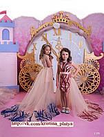 Детское нарядное платье BT-1109 - индивидуальный пошив