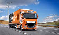 Ліцензія на міжнародні перевезення вантажів вантажними автомобілями